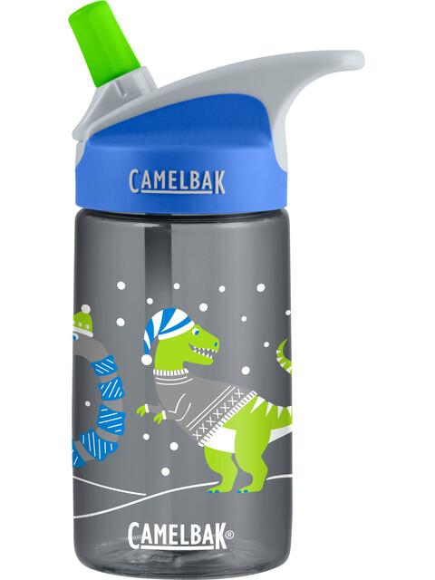 CamelBak Eddy Kindertrinkflasche 400ml Cozy Dinos